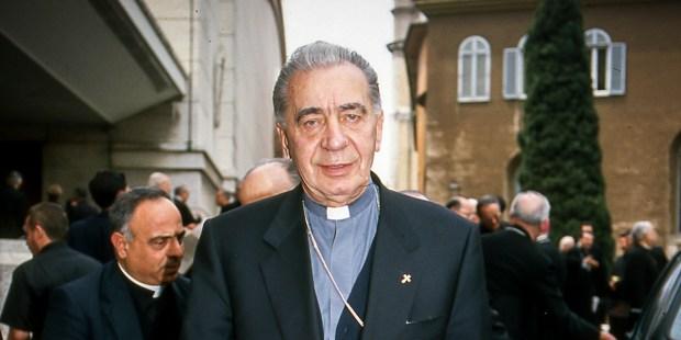 Msgr. Antonio Riboldi