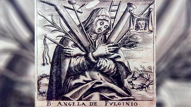 Saint Angela of Foligno