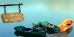 barco mar da galileia
