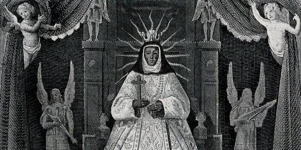 CATHERINE OF BOLOGNA