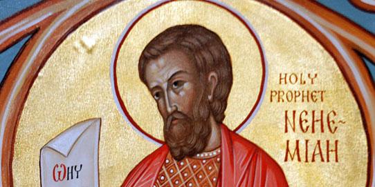 NEHEMIAH PROPHET