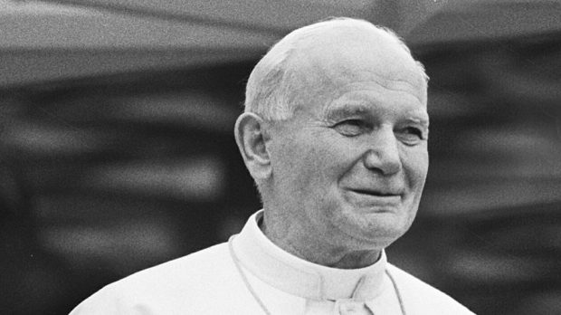 SAINT POPE JOHN PAUL II