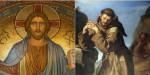 JESUS SAINT FRANCIS