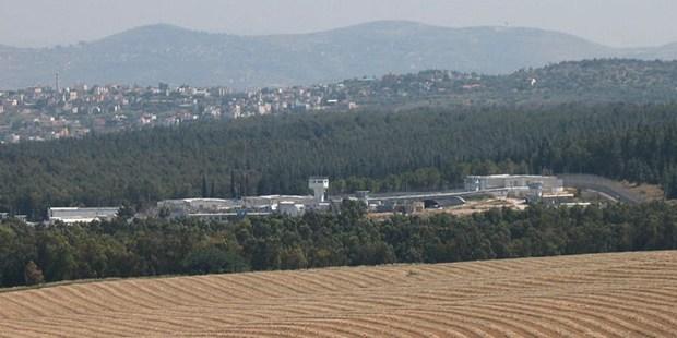 MEGIDDO PRISO,ISRAEL