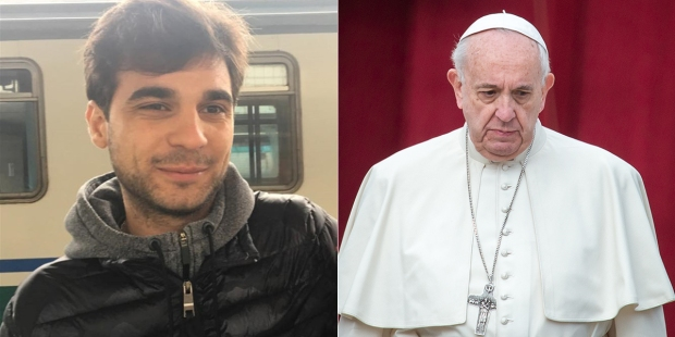 POPE FRANCIS ALESSANDRO NERI