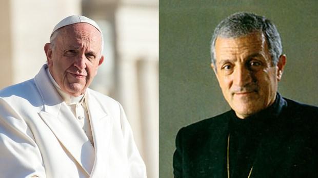 POPE FRANCIS MONSIGNOR ANTONIO BELLO