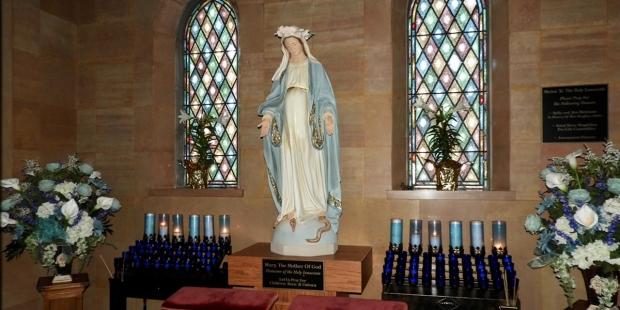 PREGNANT,MARY