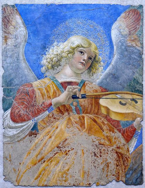ANGELO, ARTE, MUSICA