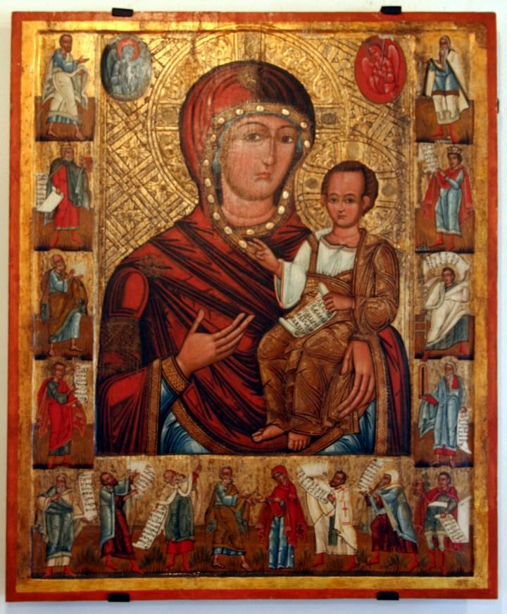 HODIGITRIA ICON MARY