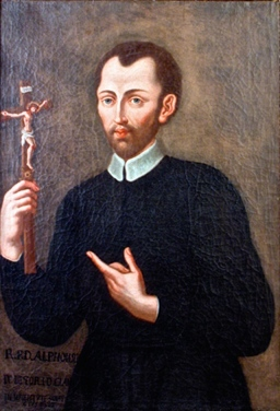 ST ALPHONSUS LIGUORI