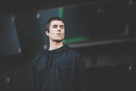 LIAM GALLAGHER, OASIS, CONCERT