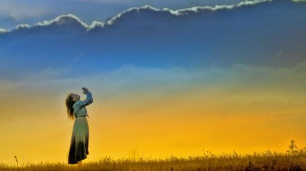 SUNSET GIRL PRAYER