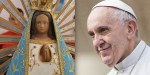 OUR LADY OF LUJAN,POPE FRANCIS
