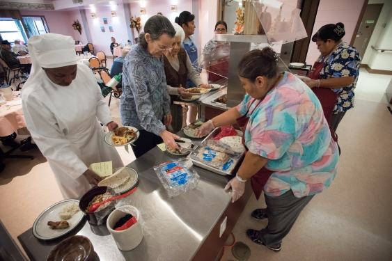 LITTLE SISTERS OF THE POOR,NEW MEXICO