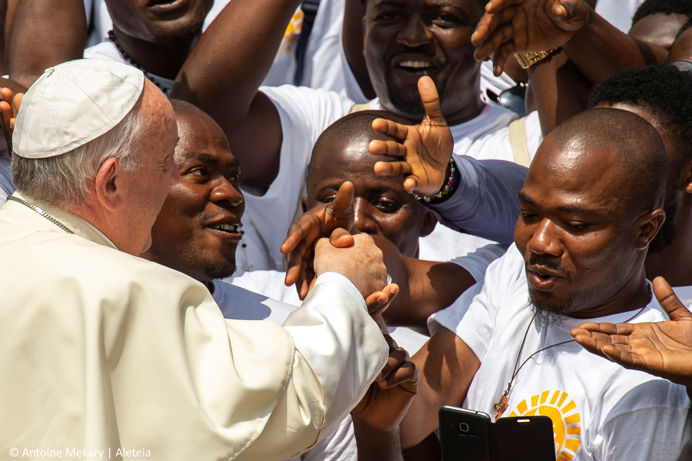 POPE FRANCIS,MIGRANTS