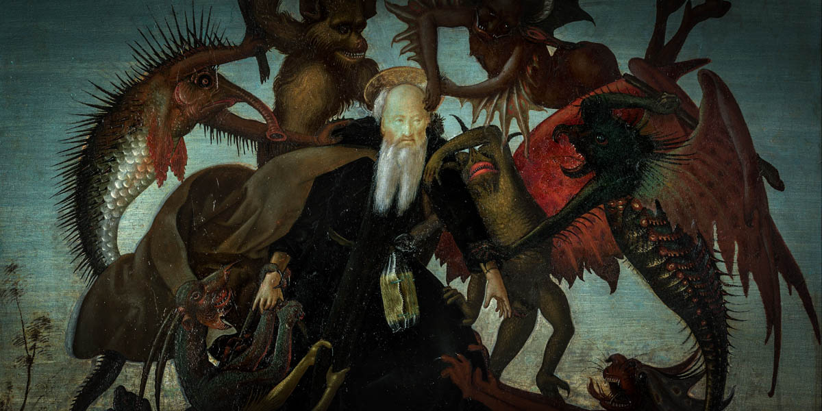 THE TORMENT OF ST ANTHONY