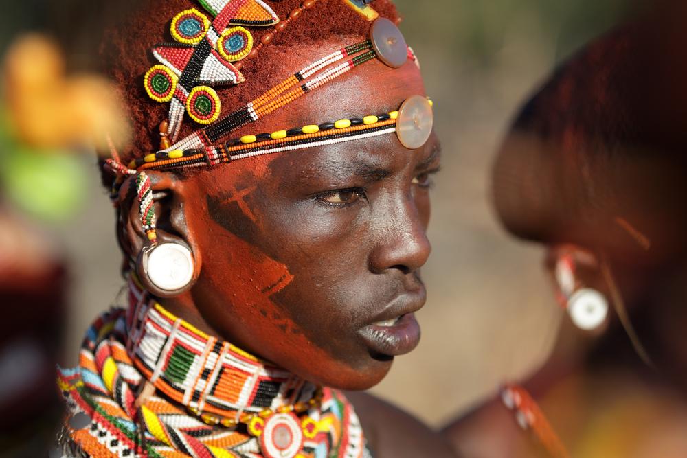 GUERRIERO, SAMBURU, KENYA