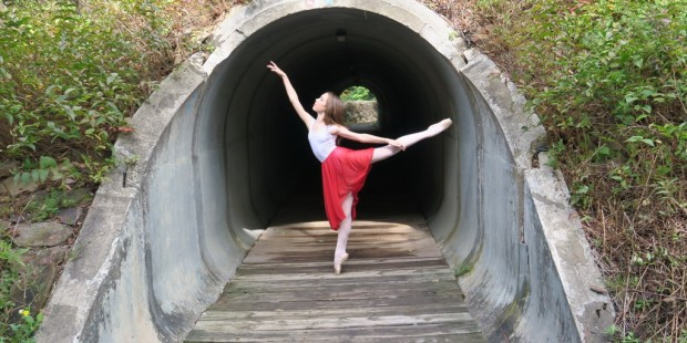 BALLERINA, TUNNEL