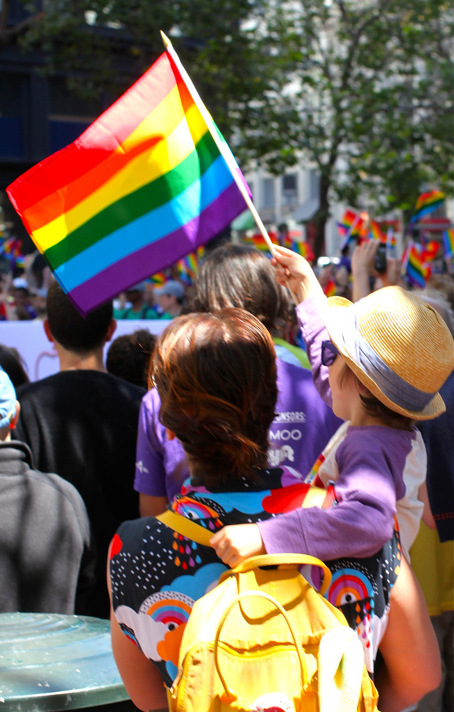 GAY PRIDE KID