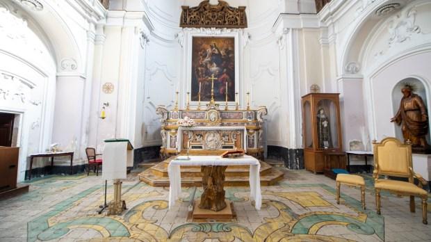 BARI,POPE FRANCIS