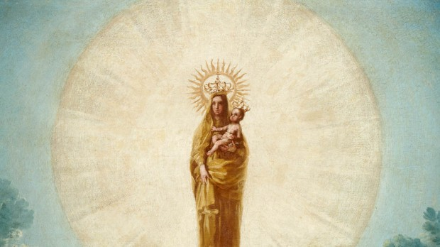 OUR LADY OF THE PILLAR