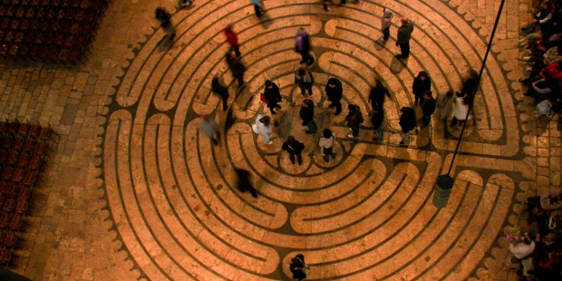 SAINT QUENTIN LABYRINTH