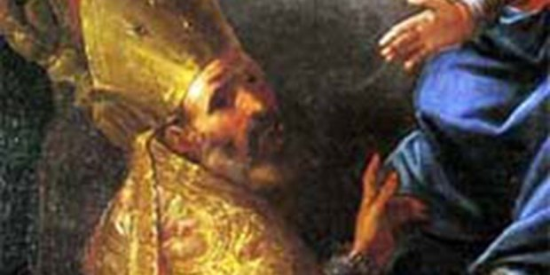SAINT GRATUS OF AOSTA