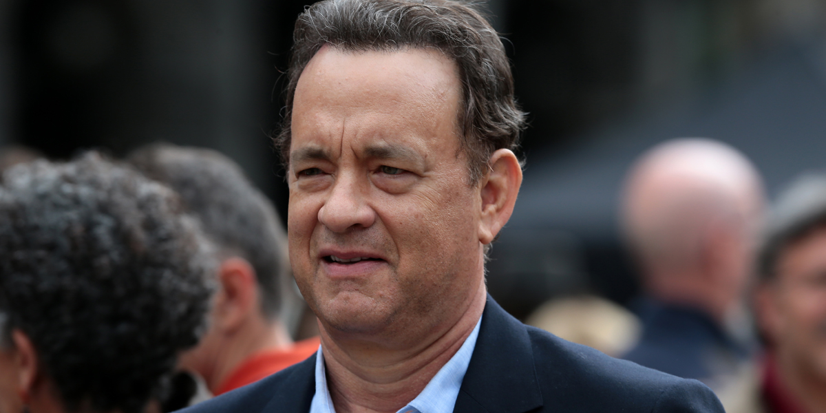 TOM HANKS,ACTOR