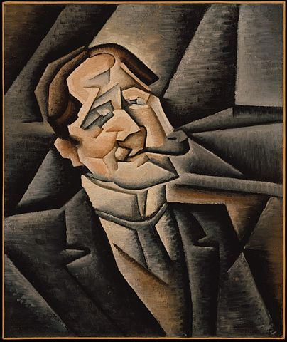 JUAN, GRIS, RITRATTO