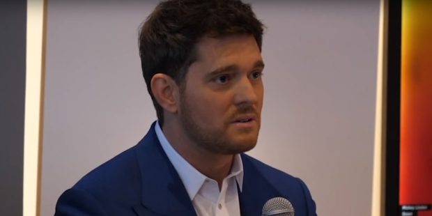 MICHAEL BUBLE,SON,CANCER
