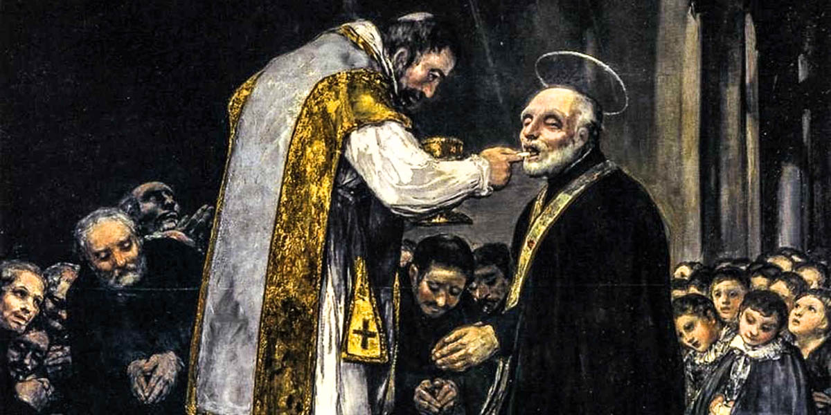 ST JOSEPH CALASANZ