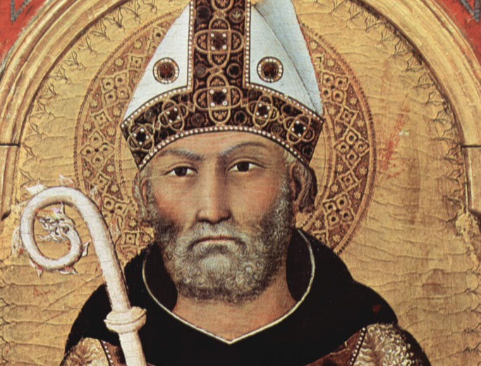 ST AUGUSTINE; DAILY CATHOLIC PRAYER