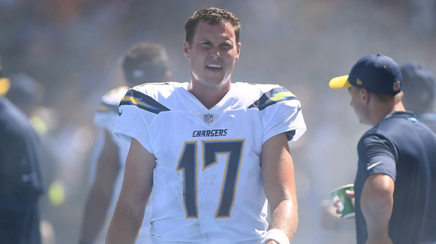 PHILIP RIVERS, NFL,CHARGERS