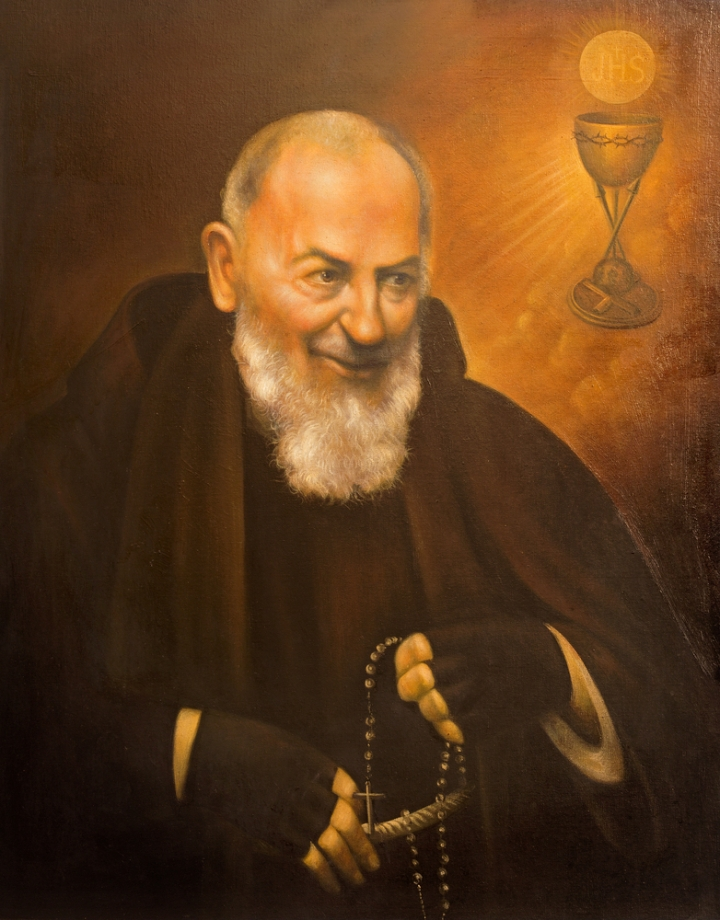 PADRE PIO; PRAYER