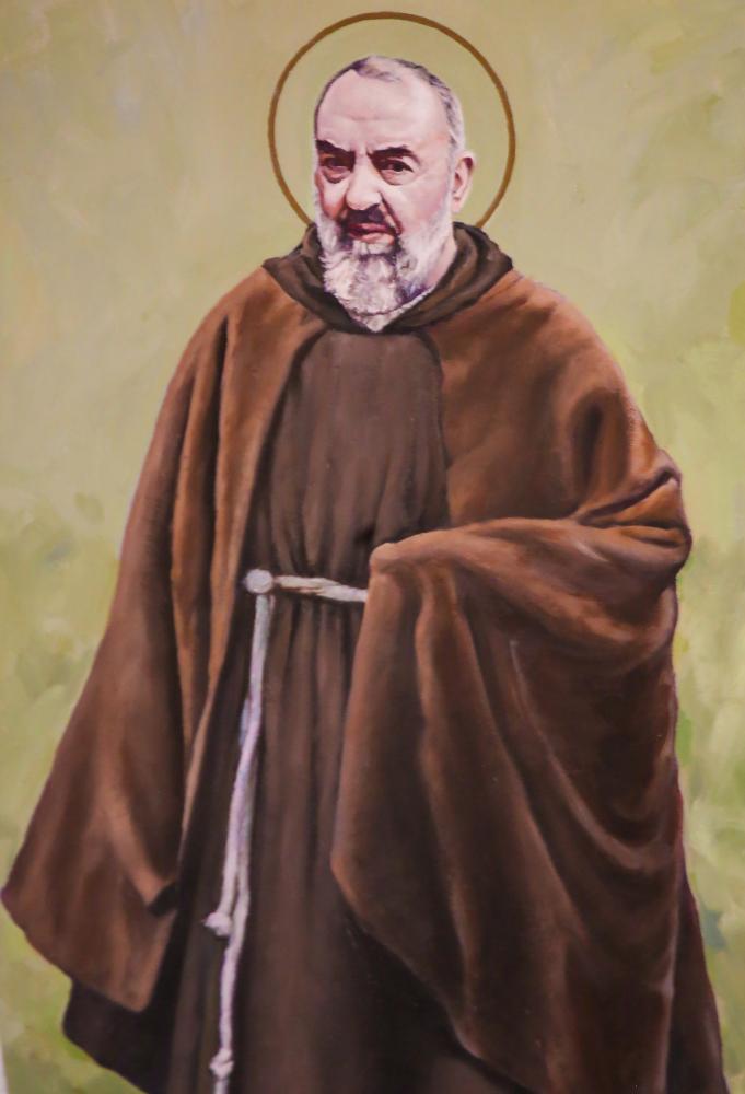 PADRE PIO; PRAYER