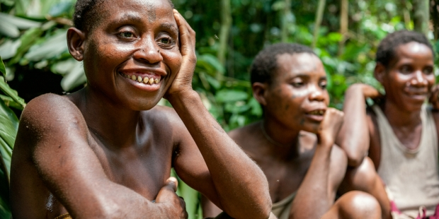 PEOPLE, CONGO, HAPPY