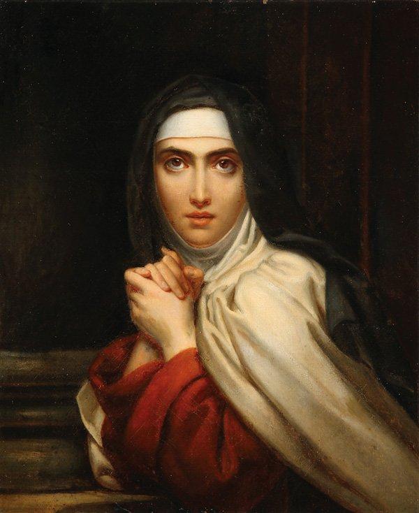 TERESA AVILA; CATHOLIC PRAYER