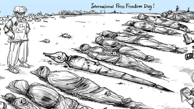 PRESS FREEDOM DAY