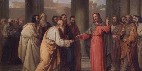 JESUS,PHARISEES