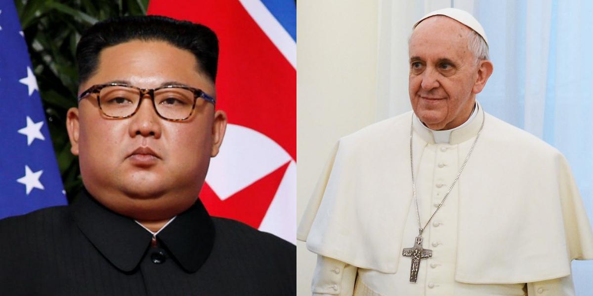 POPE KIM JONG