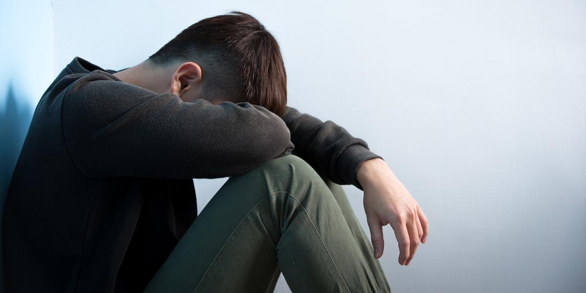 DEPRESSED,MAN