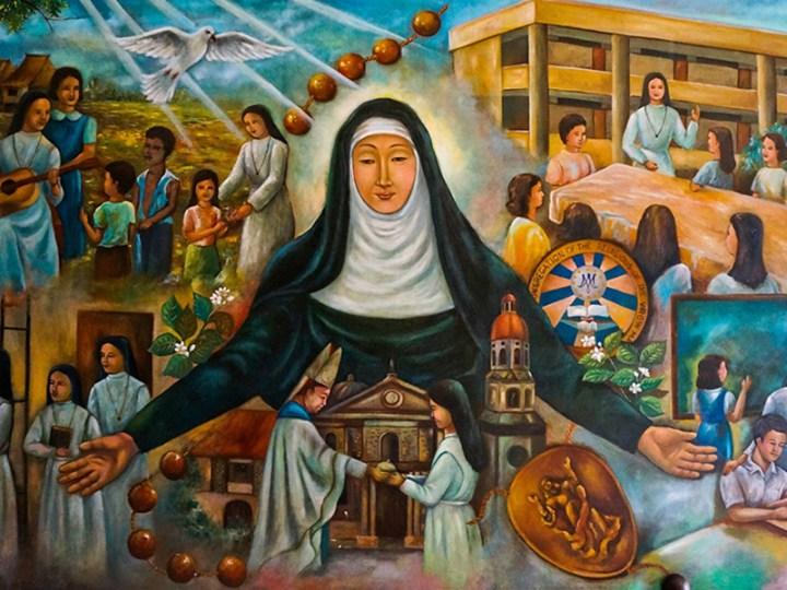 Mother Ignacia del Espíritu Santo