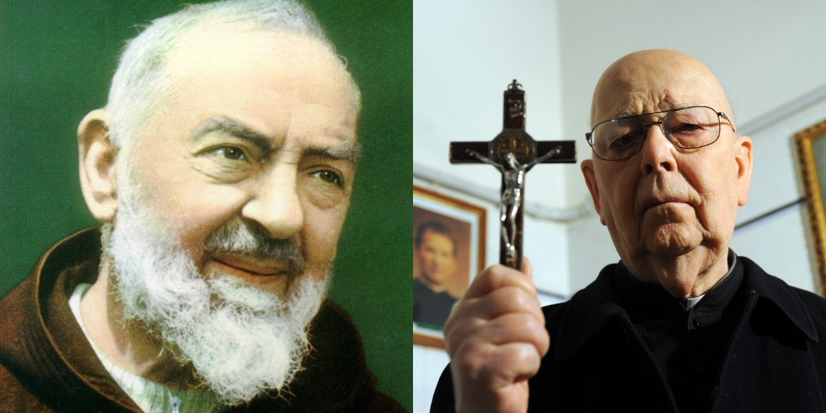 FATHER PIO AMORTH
