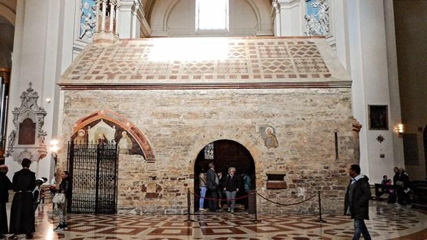 PORZIUNCOLA CHURCH