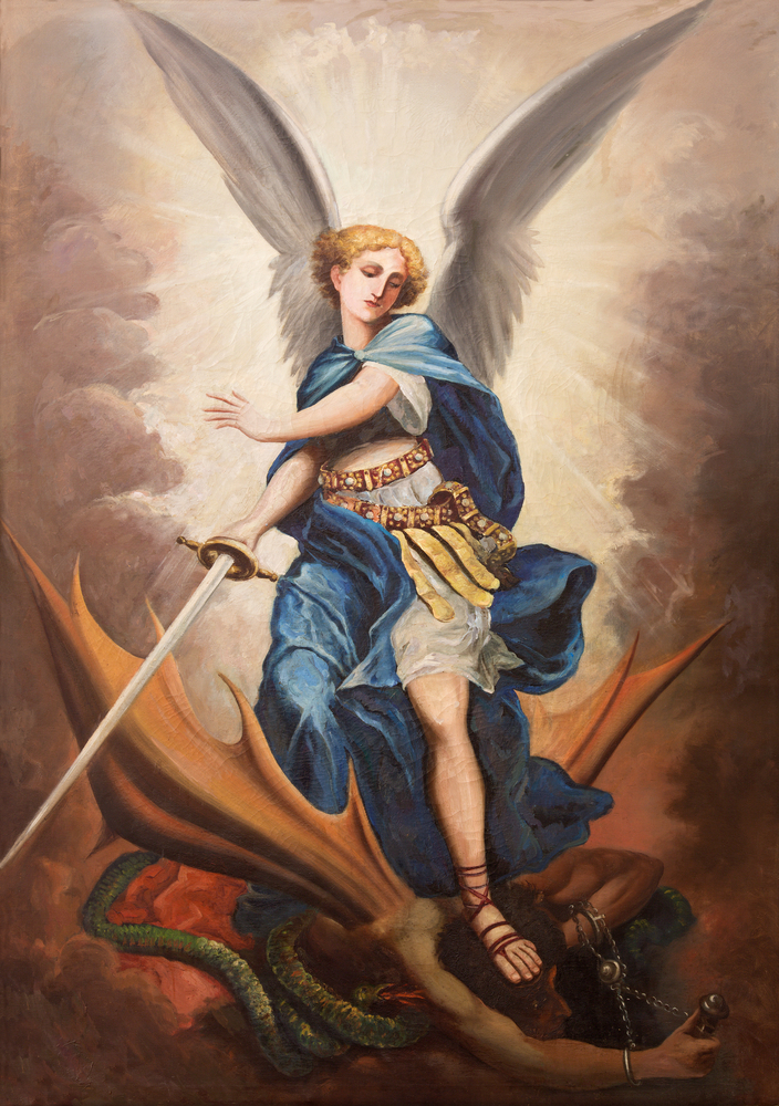 St Michael; prayer