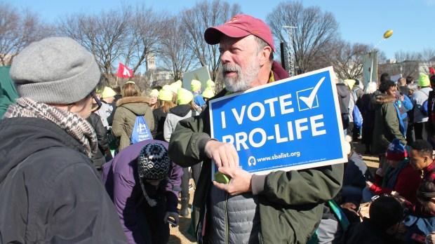 PRO LIFE VOTER