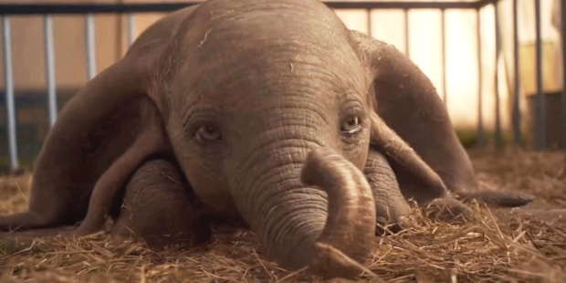 DUMBO, DISNEY, TRAILER
