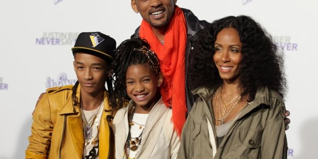 WILL SMITH, FAMILY