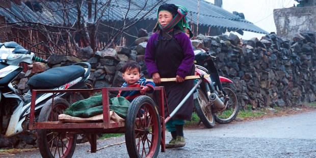 ASIA,WOMAN,CHILD
