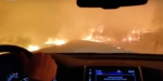INCENDIO, AUTO, CALIFORNIA